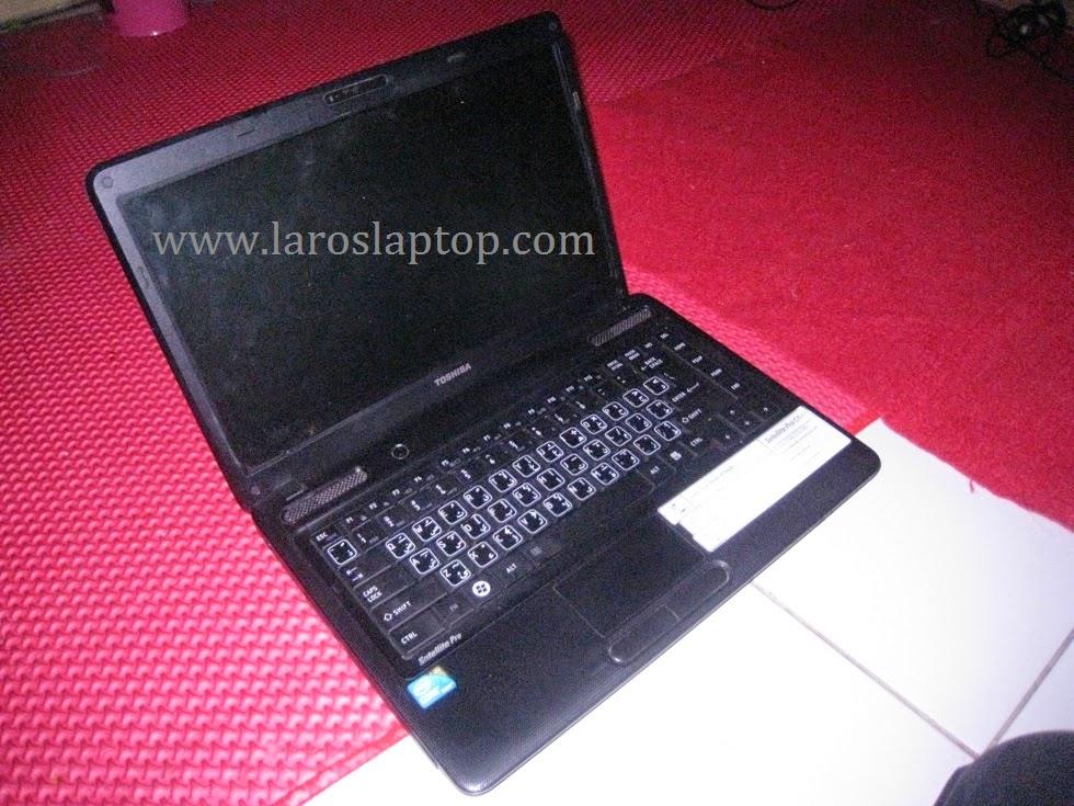 Harga Laptop Second TOSHIBA Satellite C640 Core i3