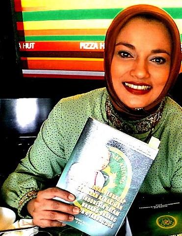 Buku Keadilan Mahkamah Agung dalam Marissa Haque Fawzi