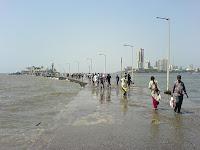 Causeway Haji Ali