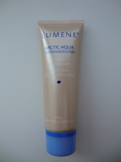 Reviews, Tinted Moisturizer, LUMENE, Arctic Aqua