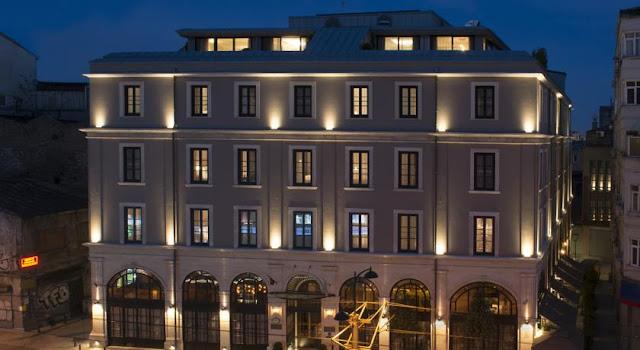 10 Karakoy Hotel Istanbul External Image