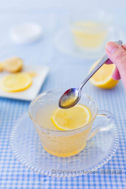Lemon Ginger Honey Tea | Christine's Recipes: Easy Chinese Recipes ...