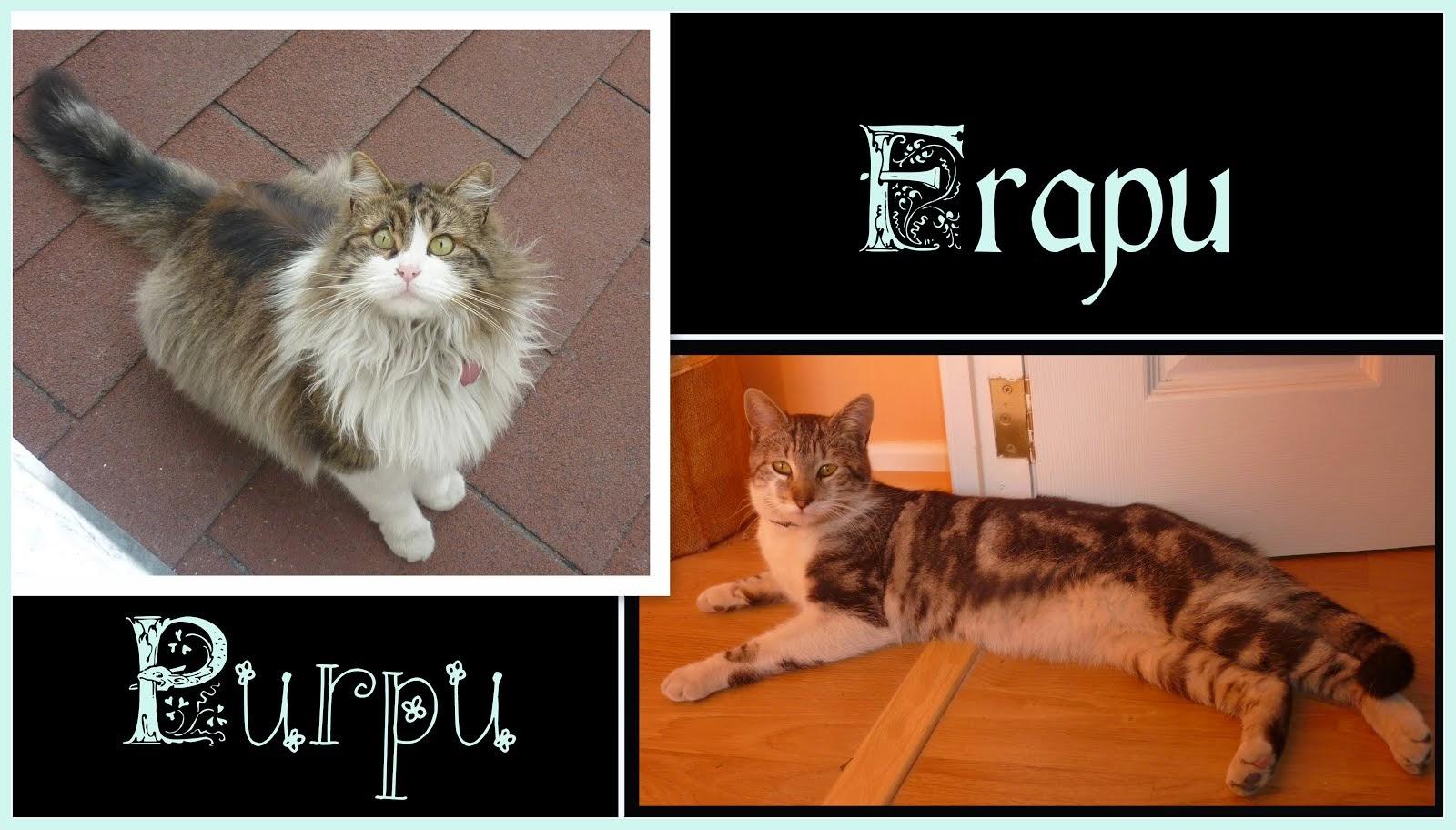 Purpurina y Frapu