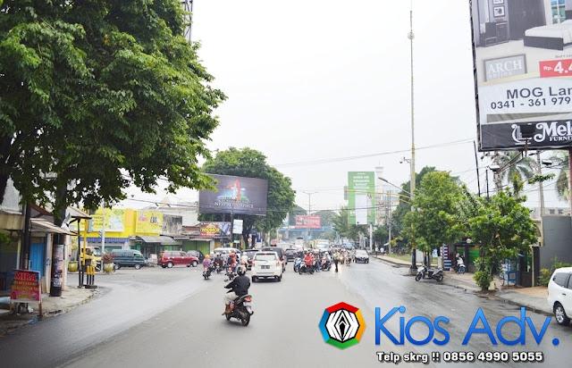 Sewa Reklame Billboard Baliho Bando Malang Jawa Timur