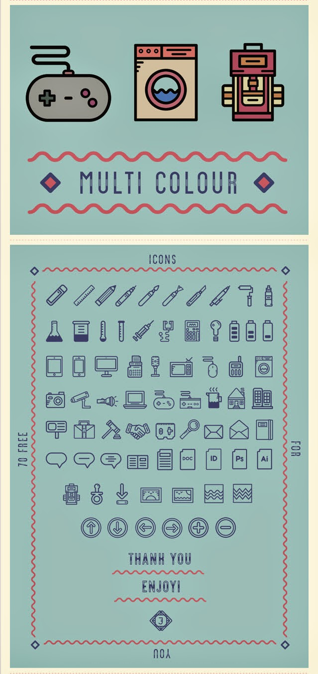 Pictograms Giveaway Reloaded