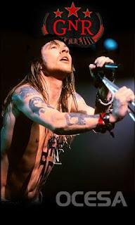 Guns N' Roses en México 2011
