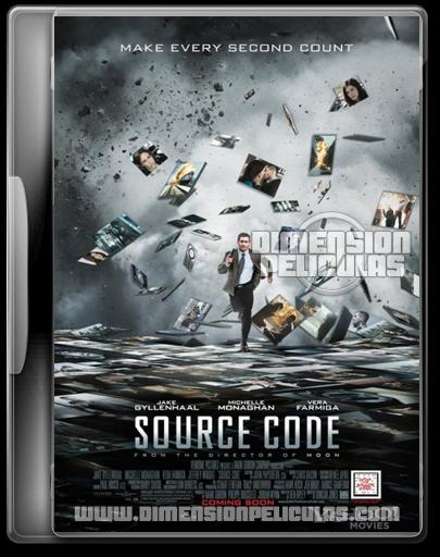 Source Code (DVDRip Inglés Subtitulado) (2011)