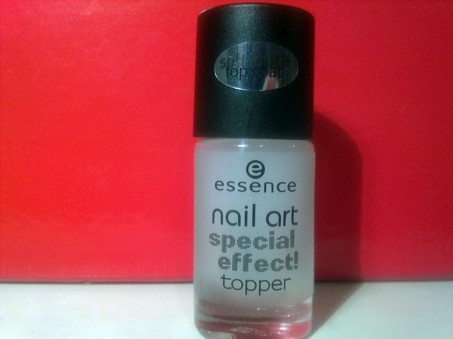 topper Essence nail art special effect