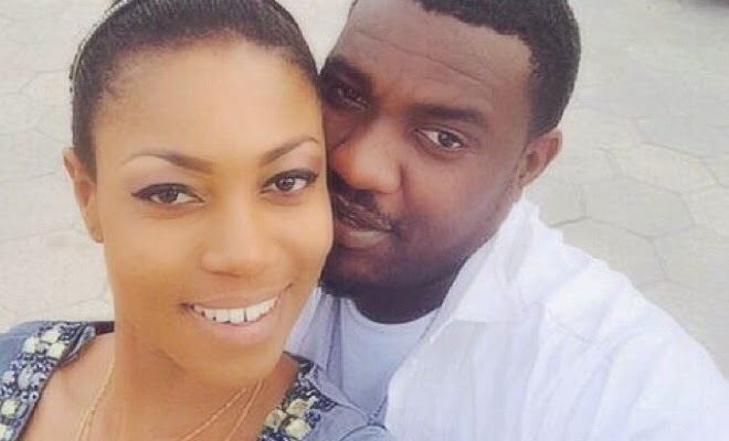 john dumelo yvonne nelson fighting