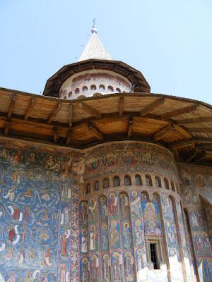 Manastirea Voronet, Bucovina