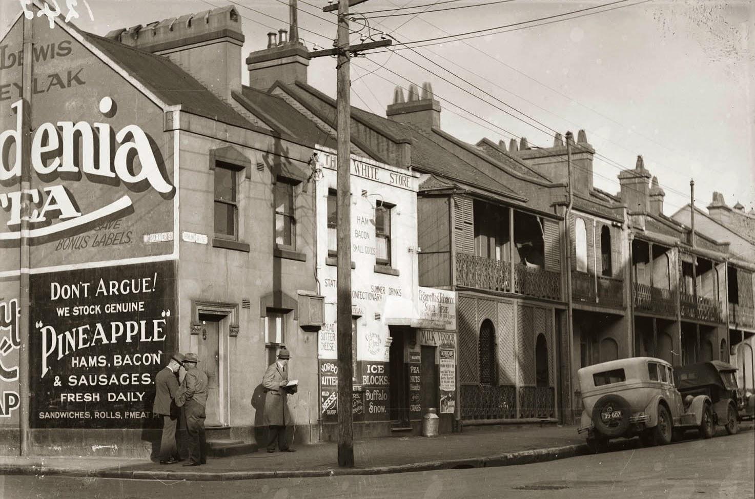 Vintage photo NSW, Australia