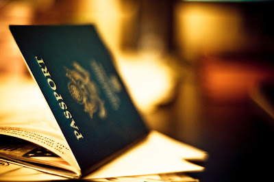 Let's Go! - Passport by user Lucas on Flickr