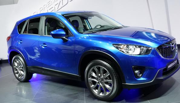 Spesifikasi dan Harga Mobil Mazda CX-5