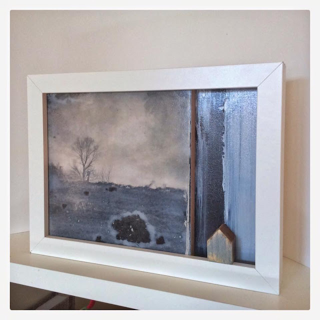 landscape,art Photo, contemporary art, new painting, Lopez Moral, contemporary art, paisaje