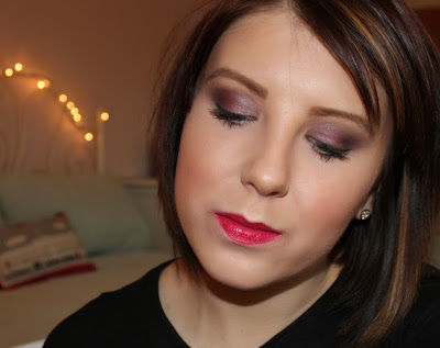 Festive Sparkle: How-To Makeup Tutorial on Yahoo!