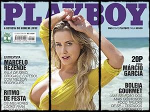Lola Melnick Nua Na Revista Playboy