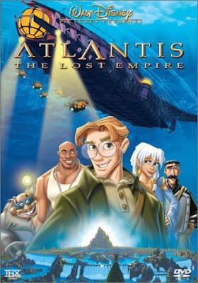Atlantis: El Imperio Perdido – DVDRIP LATINO