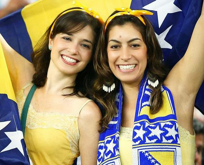 Bosnia and Herzegovina Fans