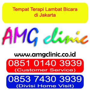 Tempat Terapi Lambat Bicara di Jakarta