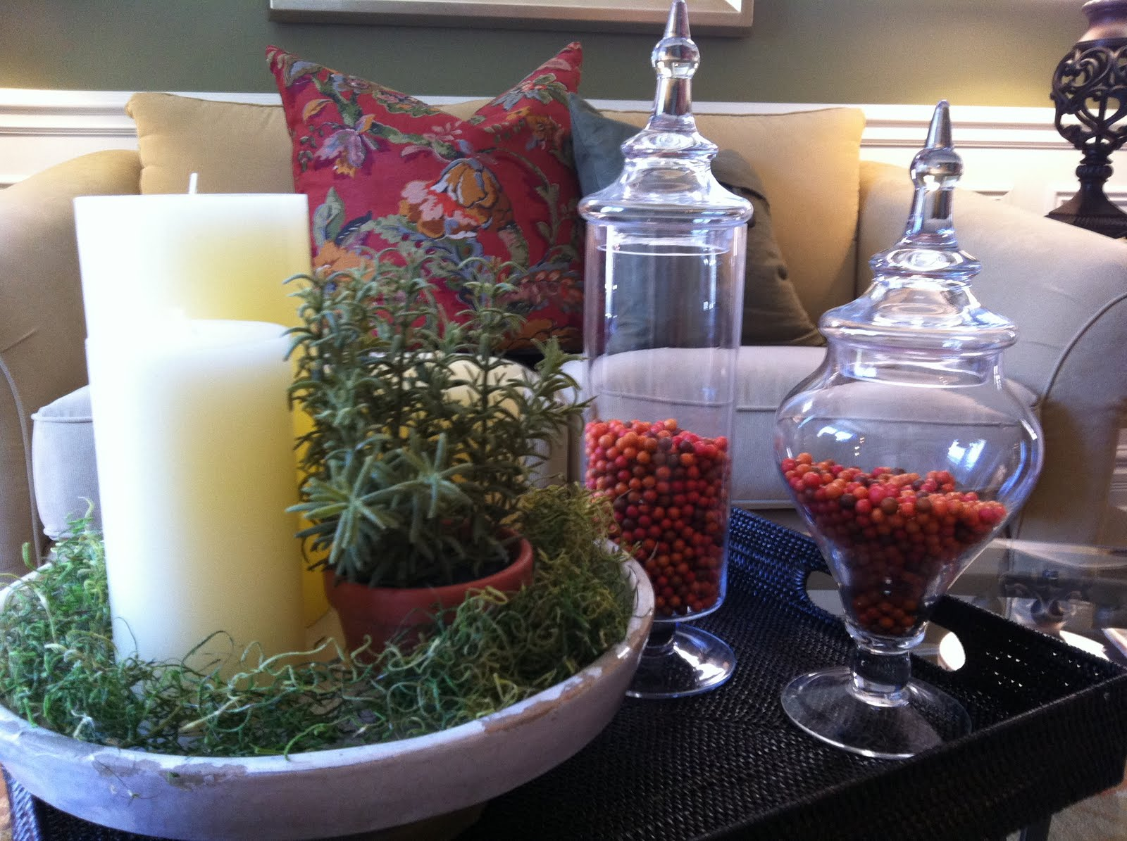 Creative juices fall vase fillers for my apothecary jars reviewsmspy