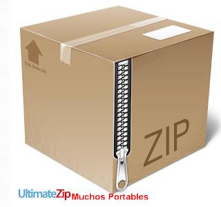 UltimateZip Portable
