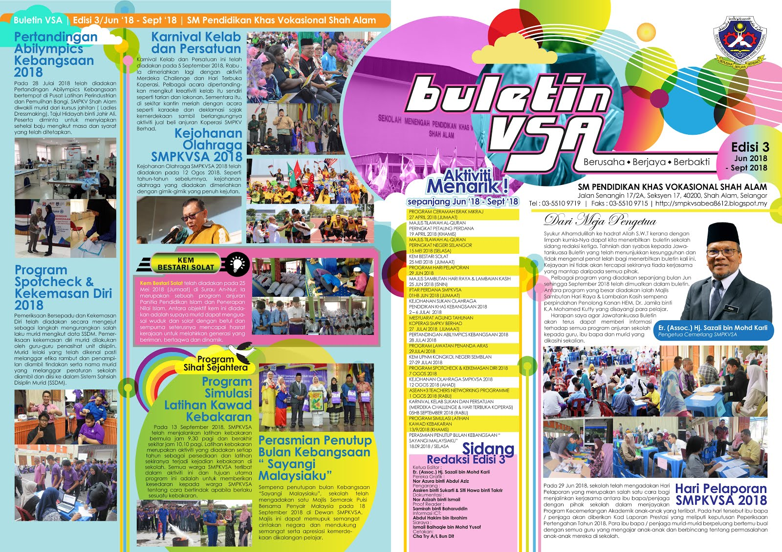 Buletin Edisi 3 2018 (Jun-September 2018)