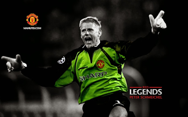 Peter Schmeichel: Red Legends Manchester United
