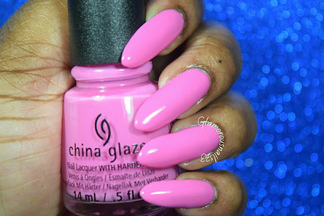 "China Glaze Desert Escape Collection ""Don't Mesa With My Heart"" Swatch"