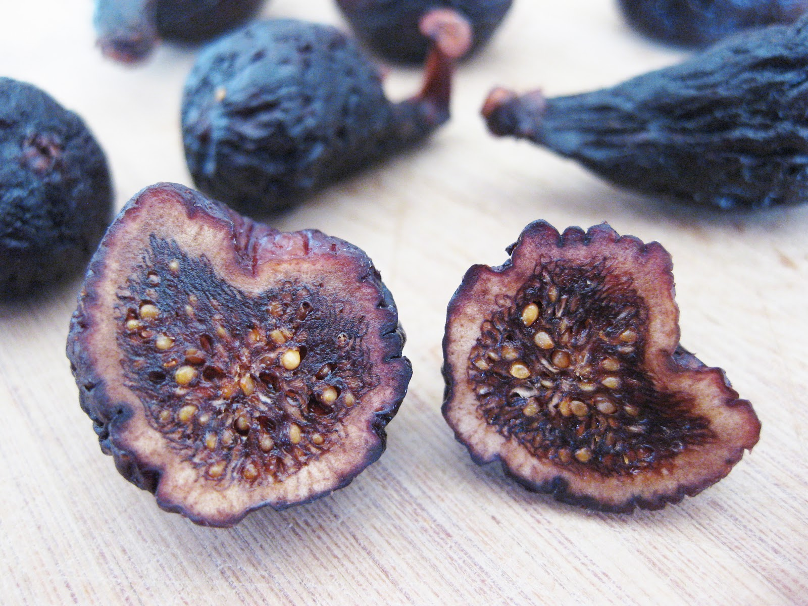 ... : Baked Goat Cheese with Caramelized Onion, Garlic & Mission Figs
