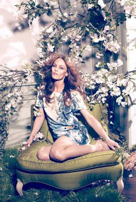 H&M Conscious primavera 2013 vestido