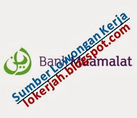 Lowongan Kerja Lokerjah Bank Muamalat Indonesia