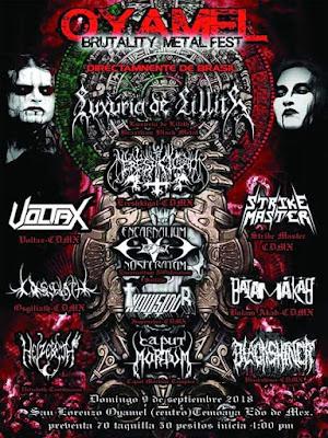 Brutality Metal Fest