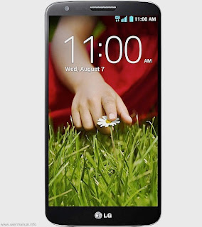 LG G2 VS980 User guide Manual for verizon