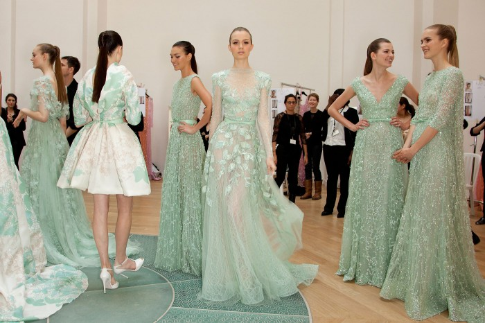 Couture Spring Summer 2012
