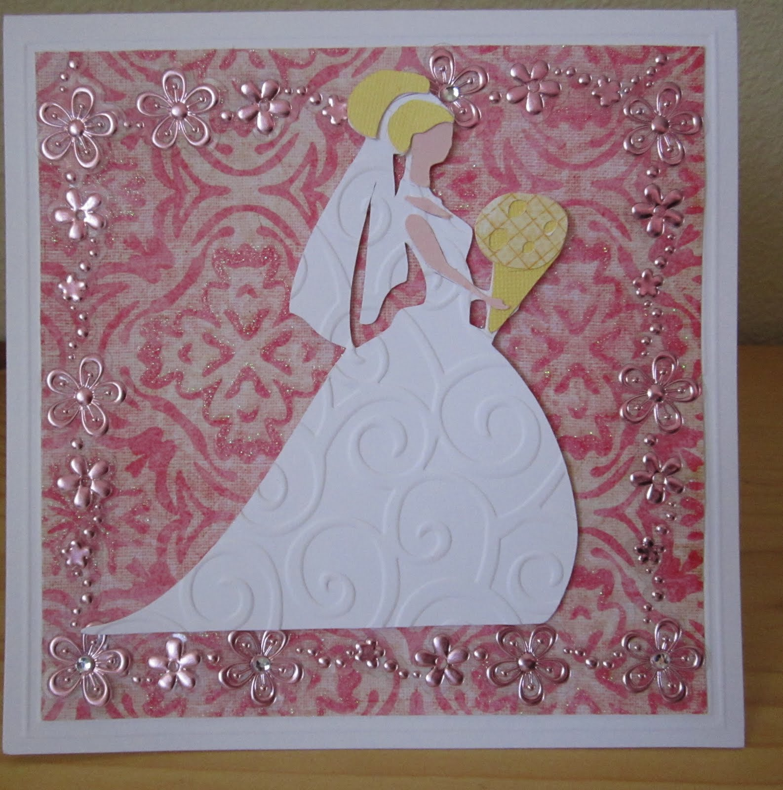 it's a Wedding Card!