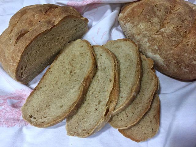 pa casola de segol pan de centeno casero