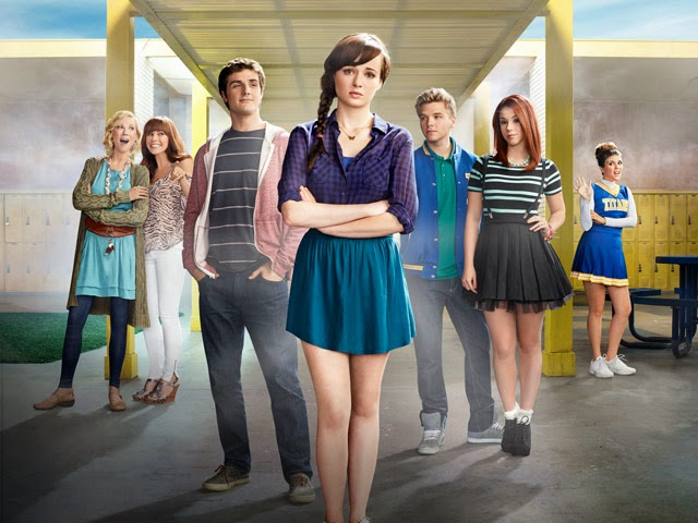 Review del capítulo 4x03 de Awkward, Touch By An Angel