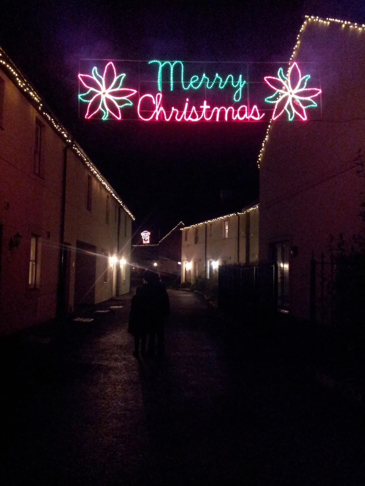 Bluestone Wales at Christmas