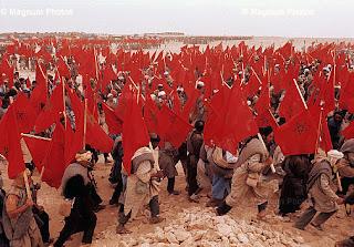 تهنئة خاصة لوطني الحبيب المغرب بذكرى التاسعة والثلاثين للمسيرة الخضراء