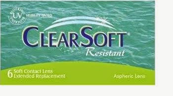 Clear Soft (Resistant)
