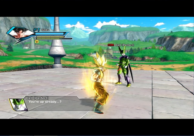 Dragon Ball XenoVerse PC Games Gameplay