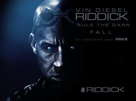 Riddick series