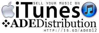 sell music on itunes