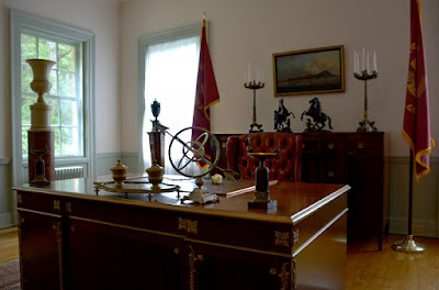 Swan House Capitol Tour, Atlanta History Center | President Snow's Desk