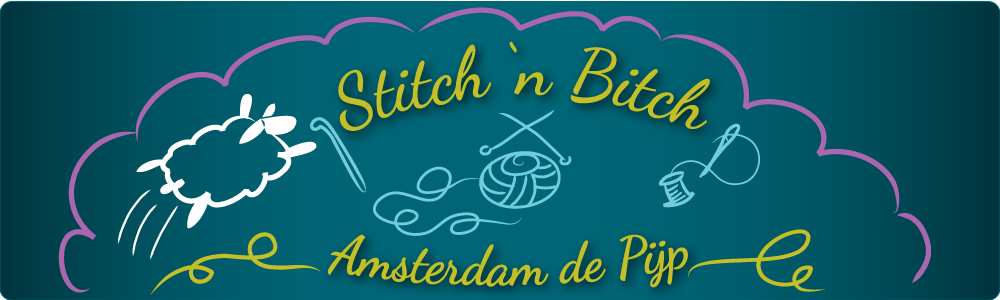 Stitch 'n Bitch Amsterdam De Pijp