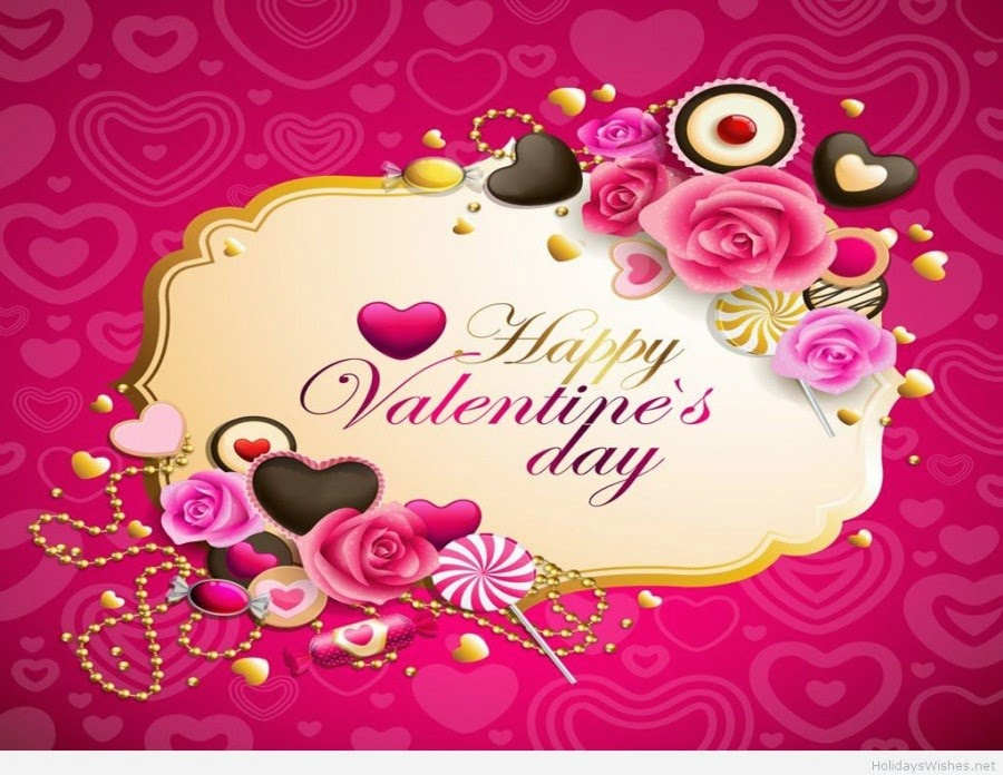 Valentines Day Greeting Cards PhotosHappy Valentine Day Heart – Beautiful Valentines Cards