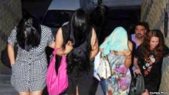 Сбор проституток в одессе