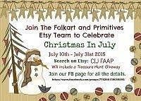 FAAP Christmas In July