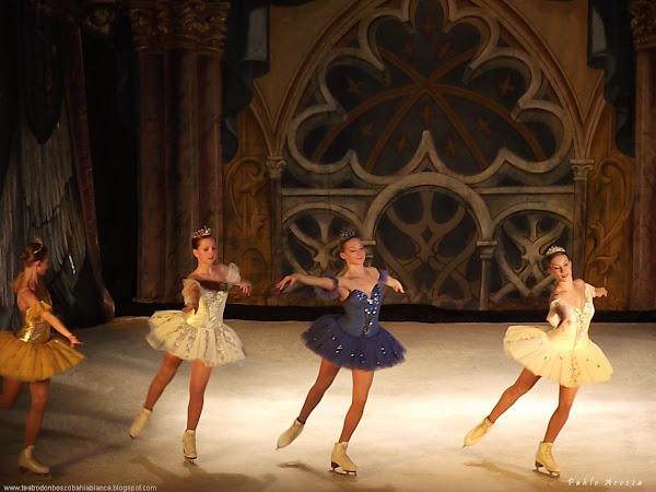 Ballet Estatal de San Petersburgo, en Patín sobre Hielo