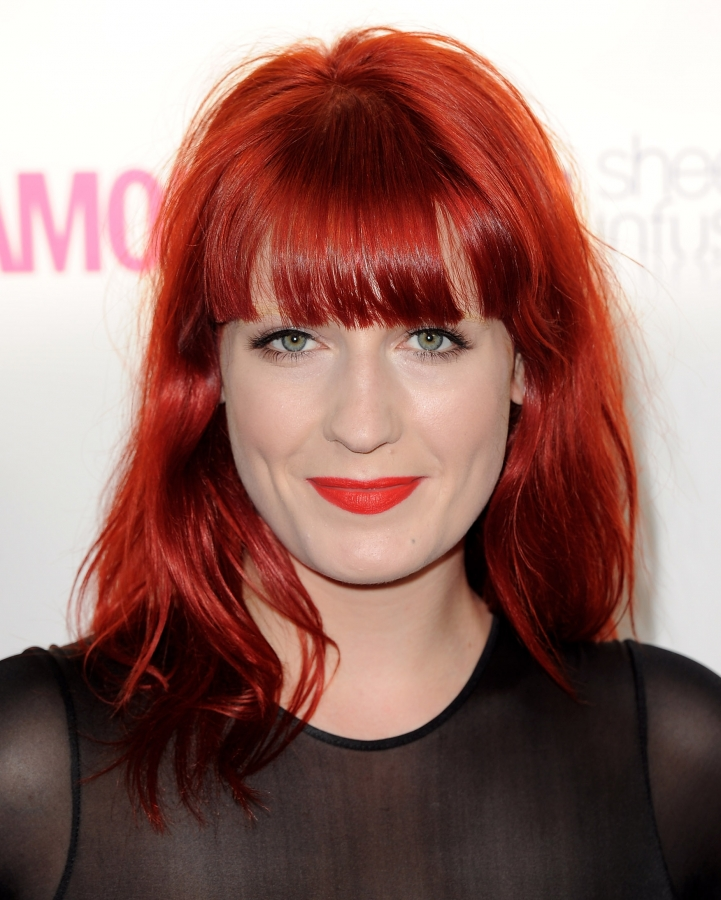Celebrity Red Hair Color Fashion Krazy Fashion Rocks